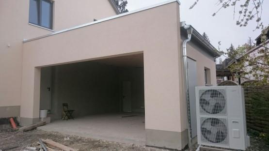 Fassade EFH Radebeul